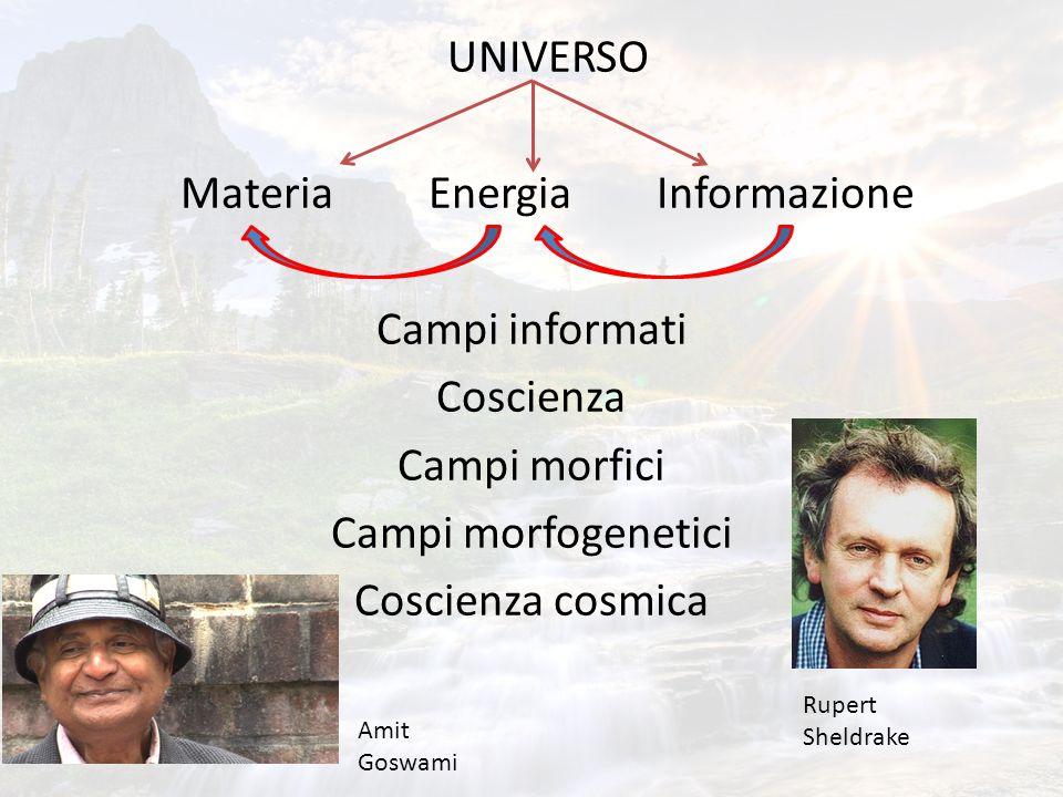 Non è la materia che genera il pensiero, è il pensiero che genera la materia ( Giordano Bruno ) La scienza è un importante strumento della conoscenza.