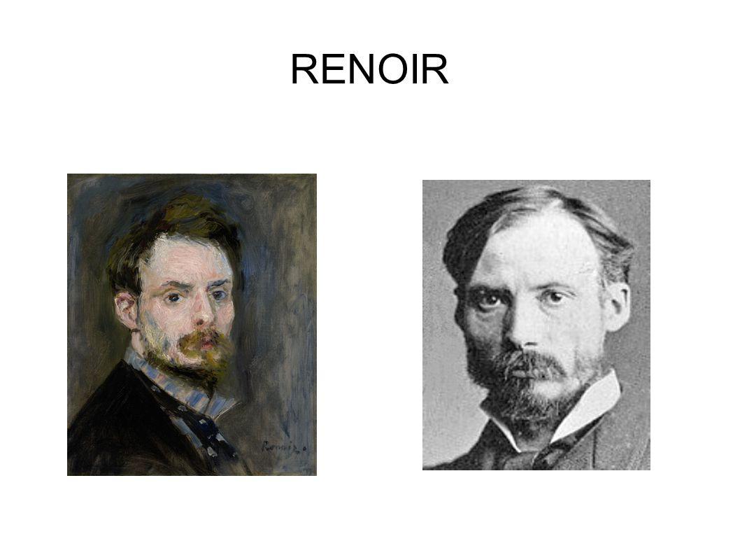 AutorePierre-Auguste Renoir Data1876 Tecnicaolio su tela Dimensioni131 cm × 175 cm UbicazioneMuseo d Orsay, Parigi BALLO AL MOULIN DE LA GALETTE Il Moulin de la Galette era un ristorante che si trovava all interno di un mulino sulla collina di Mont- Martre a Parigi.