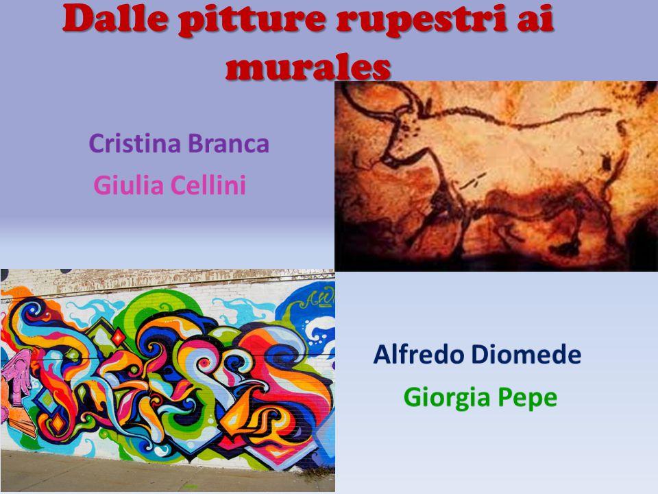 Dallepitturerupestriai murales Dalle pitture rupestri ai murales