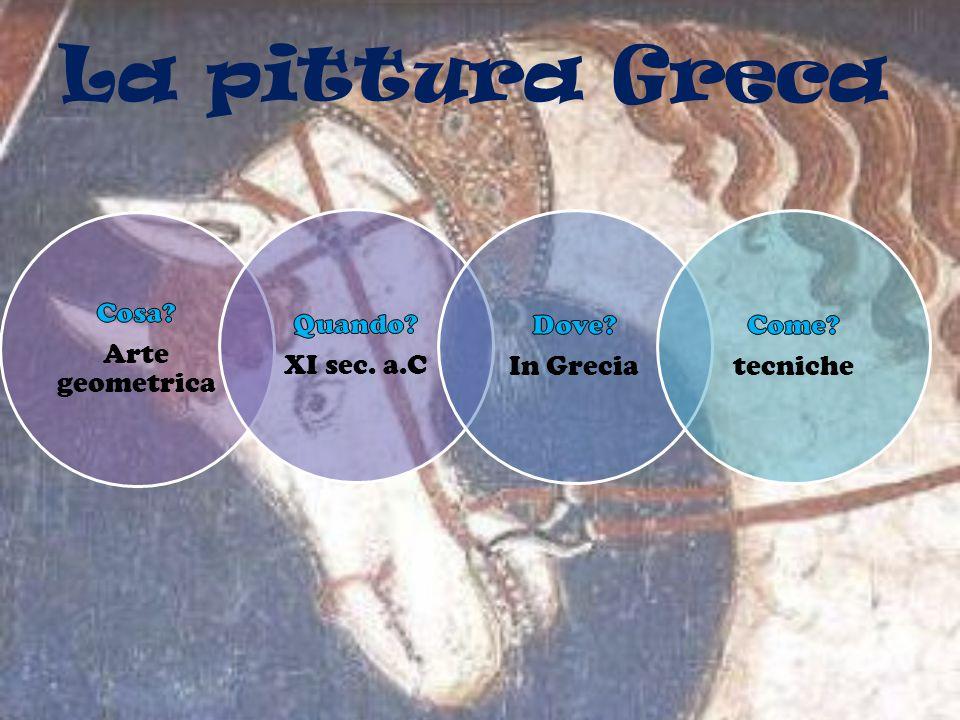La pittura Greca