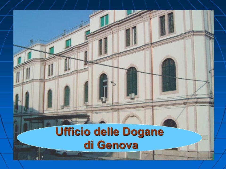 Ufficio delle Dogane di Genova di Genova
