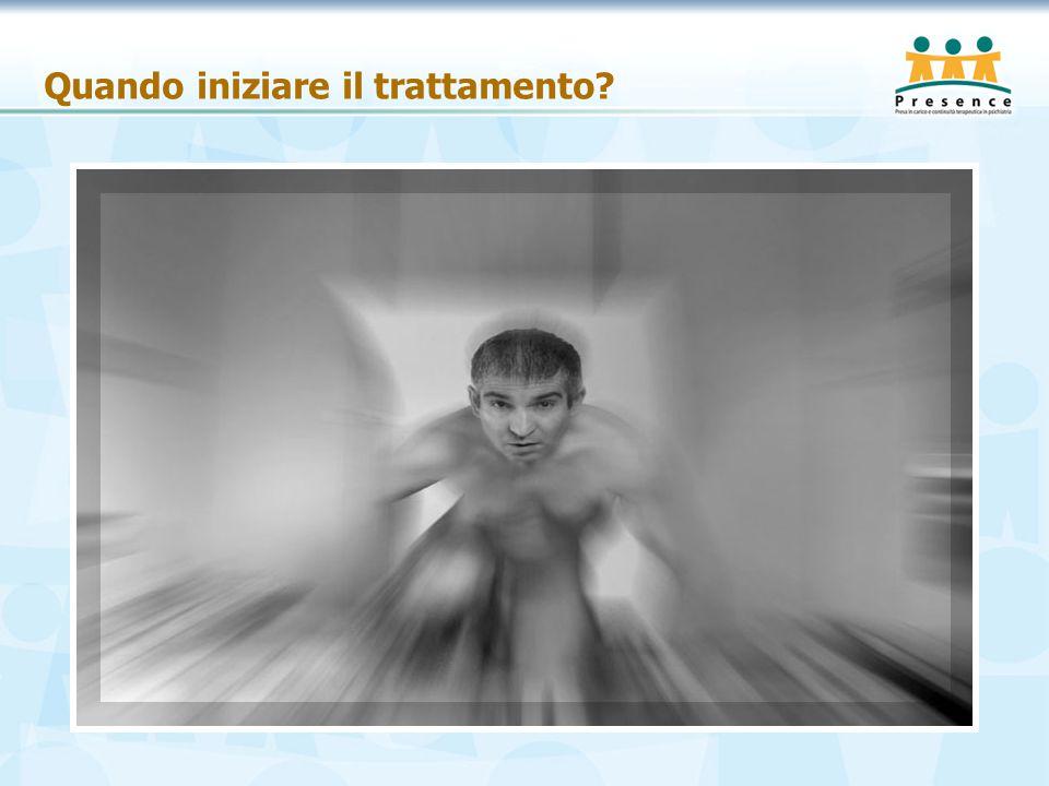 Quando iniziare il trattamento