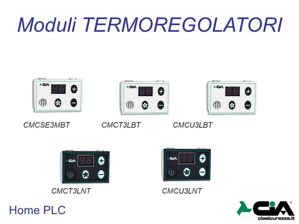Home PLC Moduli TERMOREGOLATORI CMCSE3MBT CMCT3LBTCMCU3LBT CMCT3LNT CMCU3LNT