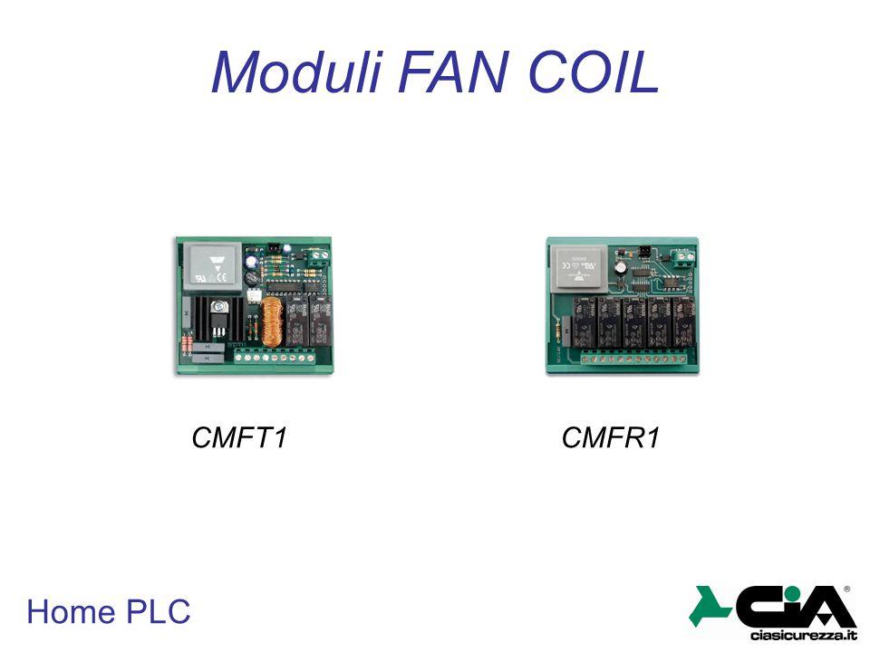 Home PLC Moduli FAN COIL CMFT1CMFR1