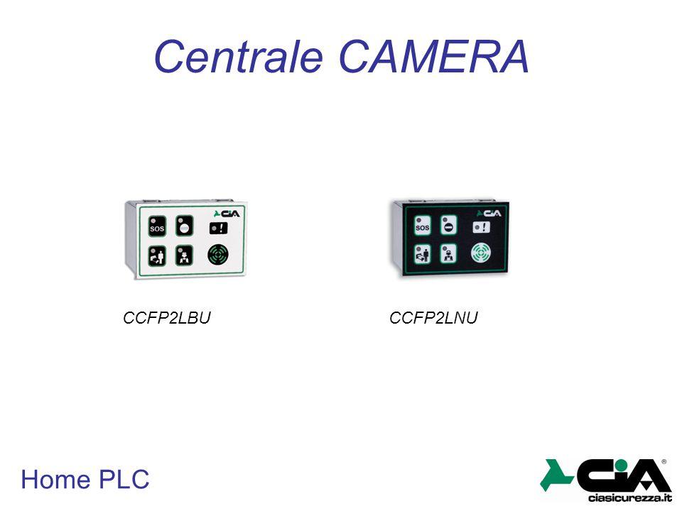 Home PLC Centrale CAMERA CCFP2LBUCCFP2LNU
