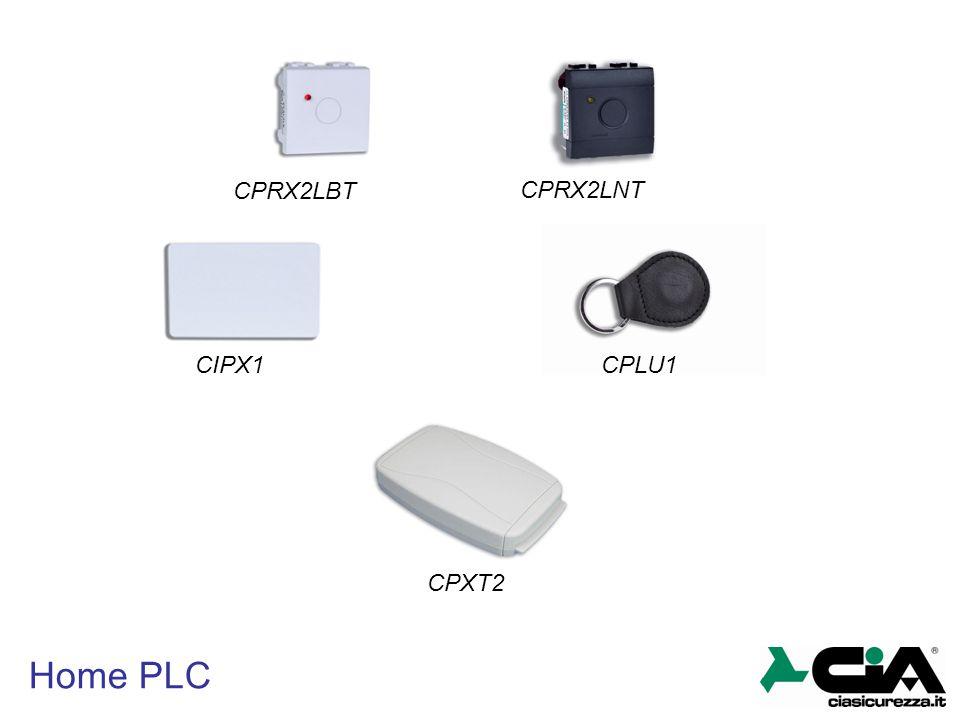 Home PLC CIPX1CPLU1 CPXT2 CPRX2LBT CPRX2LNT