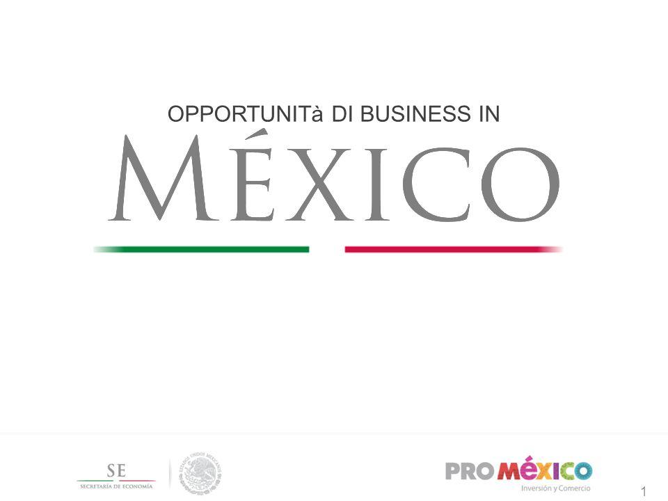 Messico: Opportunità e Investimenti 2