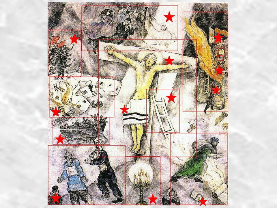 La Crocifissione Bianca è un dipinto ad olio su tela realizzato nel 1938 da Chagall e custodito presso l Art Istitute di Chicago.