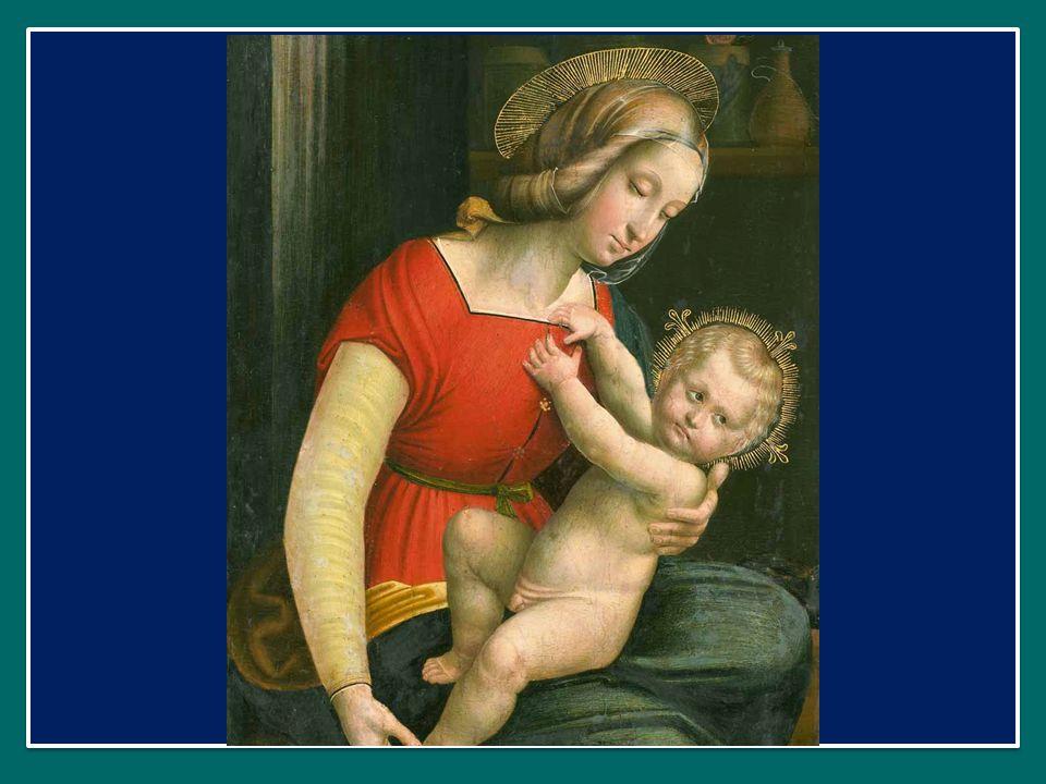 Tu, Vergine dell'ascolto e della contemplazione, madre dell'amore, sposa delle nozze eterne, intercedi per la Chiesa, della quale sei l'icona purissima, perché mai si rinchiuda e mai si fermi nella sua passione per instaurare il Regno.