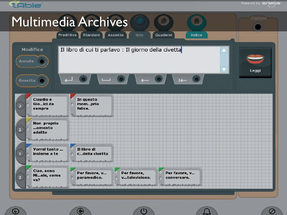 Multimedia Archives