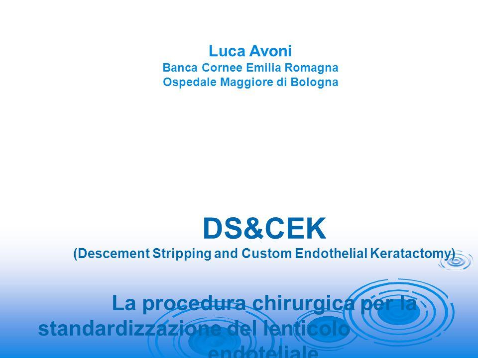 ITER DELLO STUDIO Fase 9 Analisi statistica relativa ai dati istologici Pre operatori e Post operatori