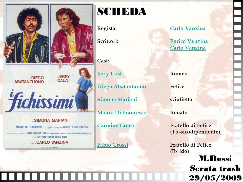 Premessa I fichissimi è un film del 1981, diretto dal regista Carlo Vanzina.