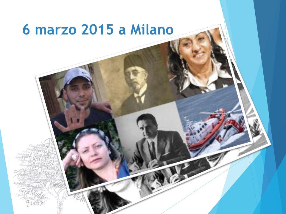 6 marzo 2015 a Milano