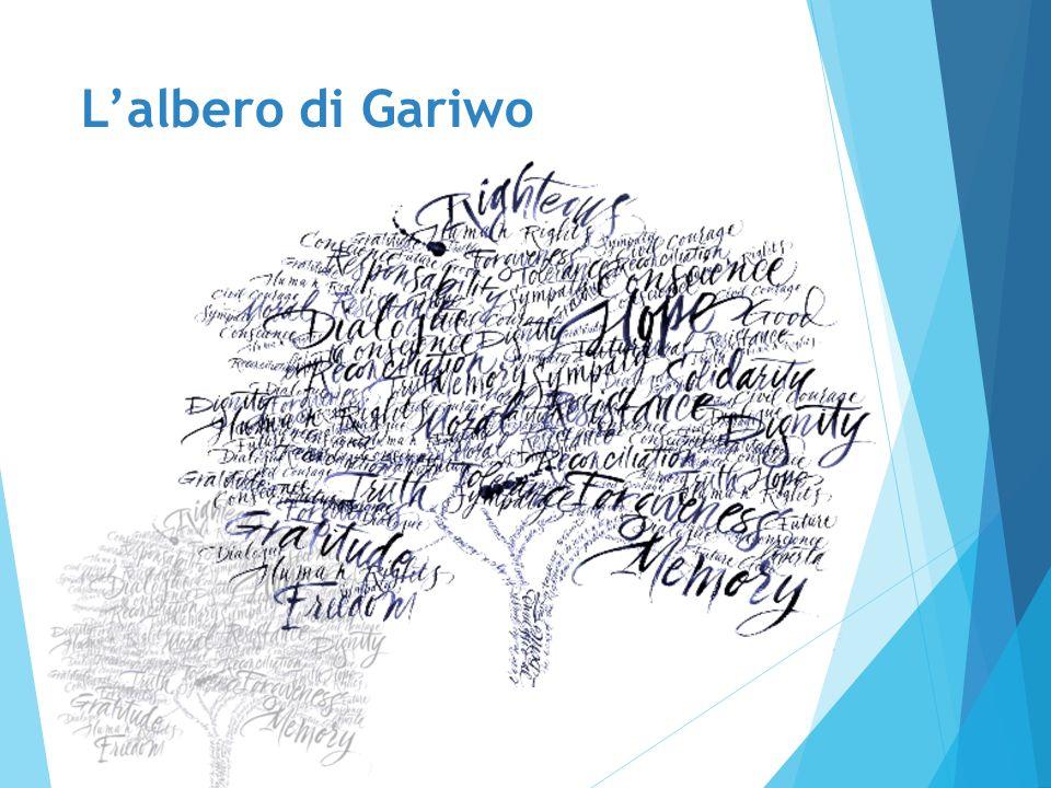 L'albero di Gariwo
