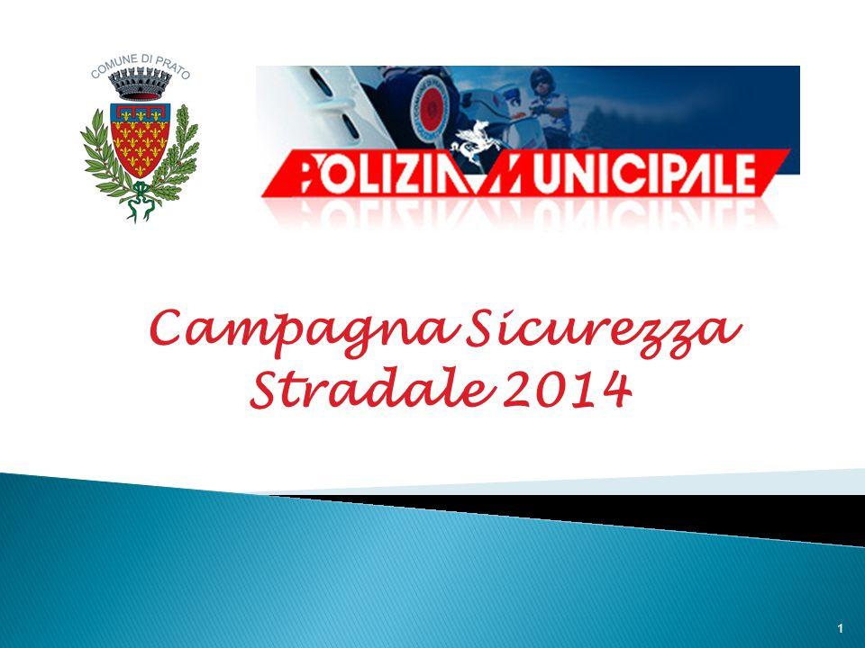 1 Campagna Sicurezza Stradale 2014