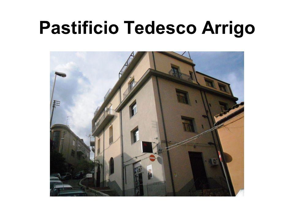 Pastificio Tedesco Arrigo