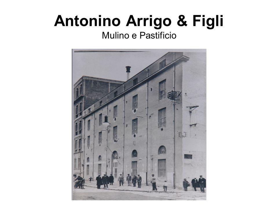 Antonino Arrigo & Figli Mulino e Pastificio