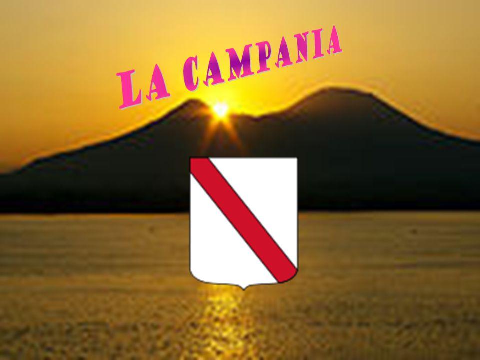 La Campania è una regione dell'Italia meridionale di 5.835.561 abitanti con capoluogo Napoli.