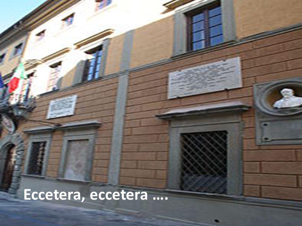 San Miniato al Tedesco : 1944….. Eccetera, eccetera ….