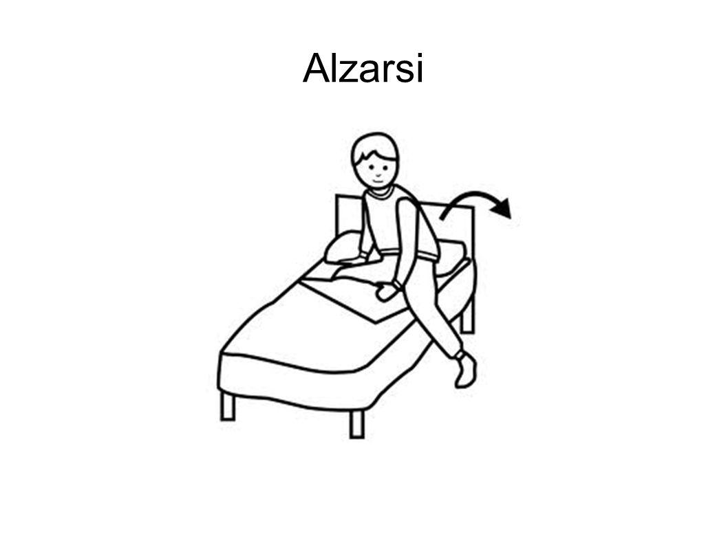 Alzarsi