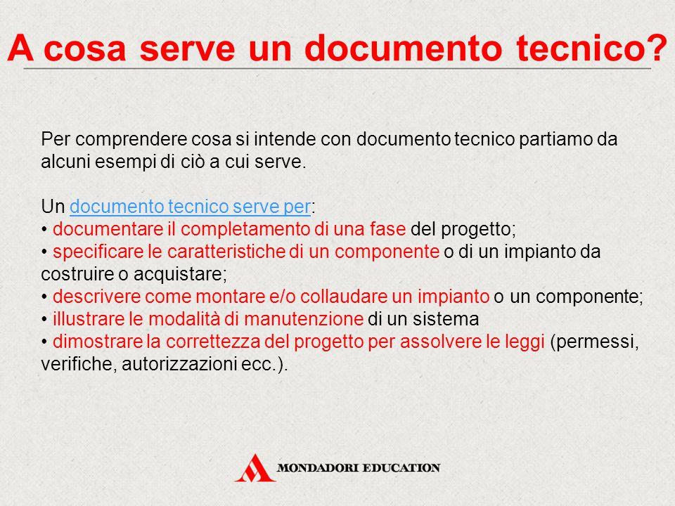Tipologie di documentazione In base al fatto che la documentazione si riferisca all'oggetto da produrre o alle modalità con cui produrlo possiamo definire differenti tipologie di documentazione: -Documentazione di prodotto -Documentazione di processo -Documentazione gestionale -Documentazione di progetto