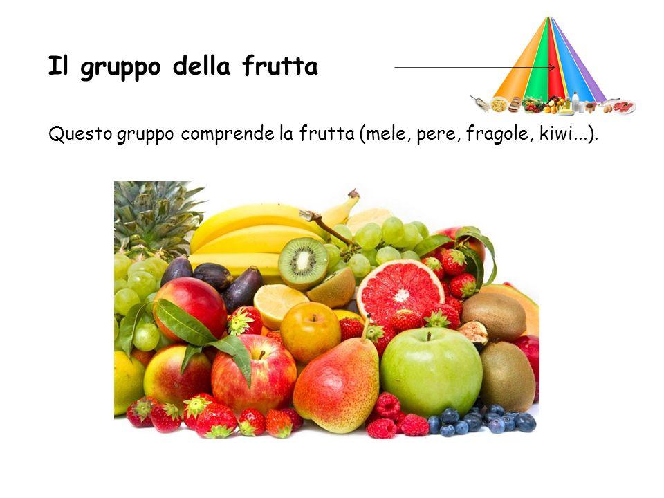 Il gruppo dei grassi da condimento Questo gruppo comprende i grassi che vengono usati per condire e cucinare.
