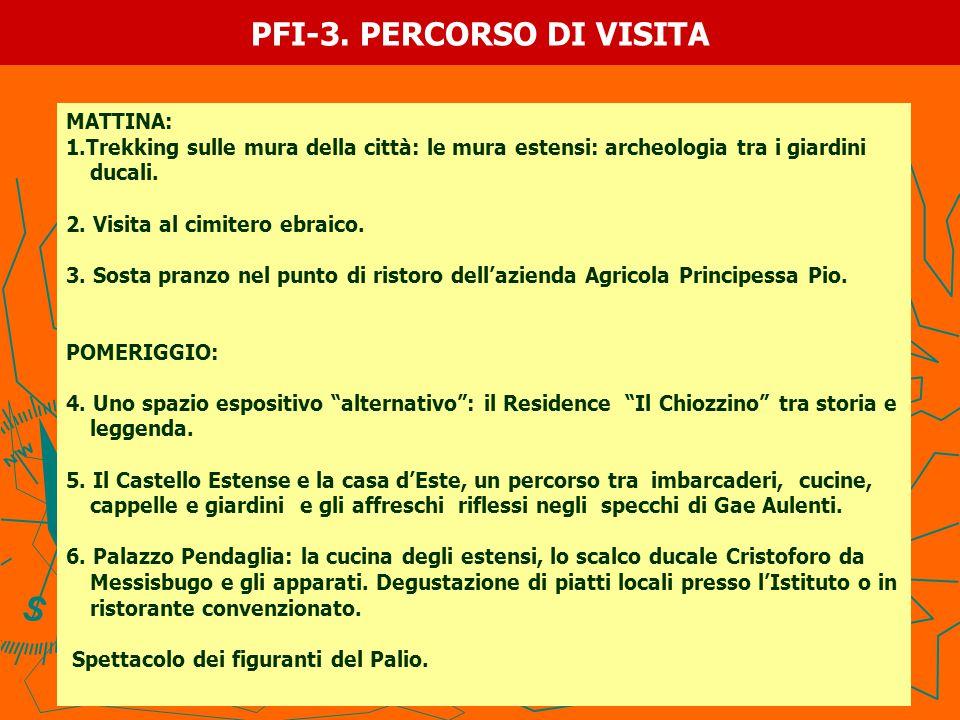 PF I 3.