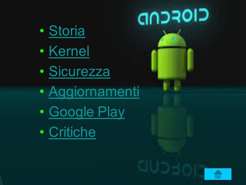 La storia di Android Android Inc.