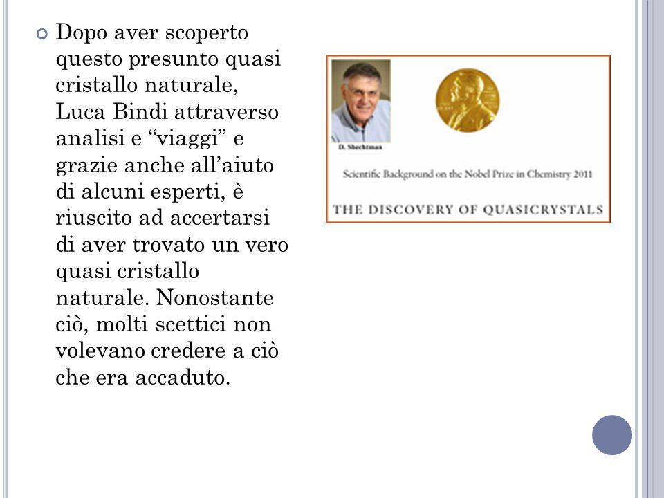 Fonti: Federica Ambrosino, convegno di Luca Bindi, Google.