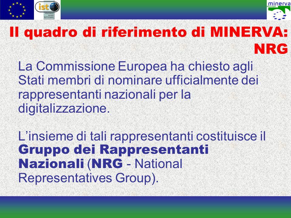 Il NRG si riunisce ogni 6 mesi, ospite della Presidenza di turno dell'Unione.