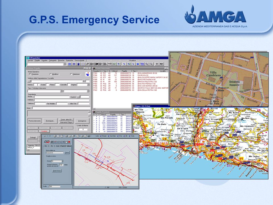 G.P.S. Emergency Service