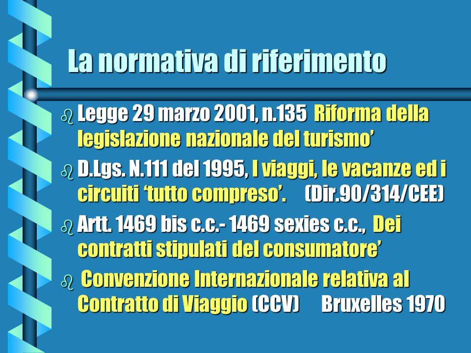 La responsabilità nell'offerta di pacchetti viaggio 'tutto compreso' 'Pacchetti turistici' trasporto alloggio servizi accessori C.G.C.E 30 aprile 2002