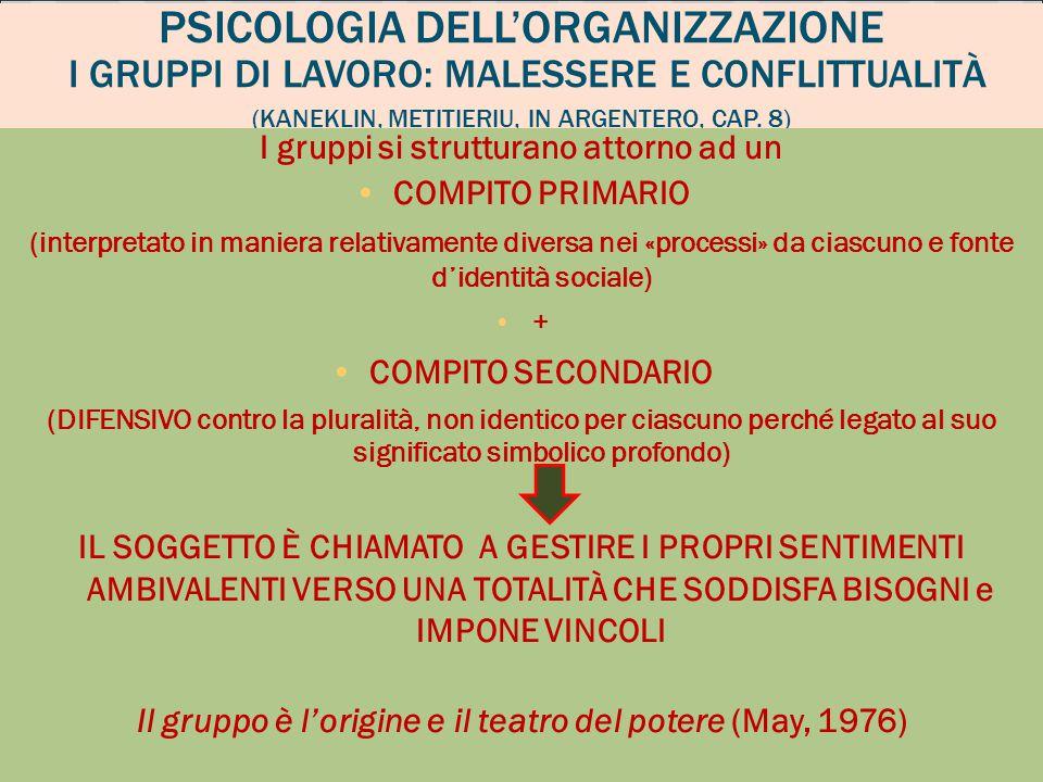 PSICOLOGIA DELLA COMUNICAZIONE ORGAA 2011-12 - M.