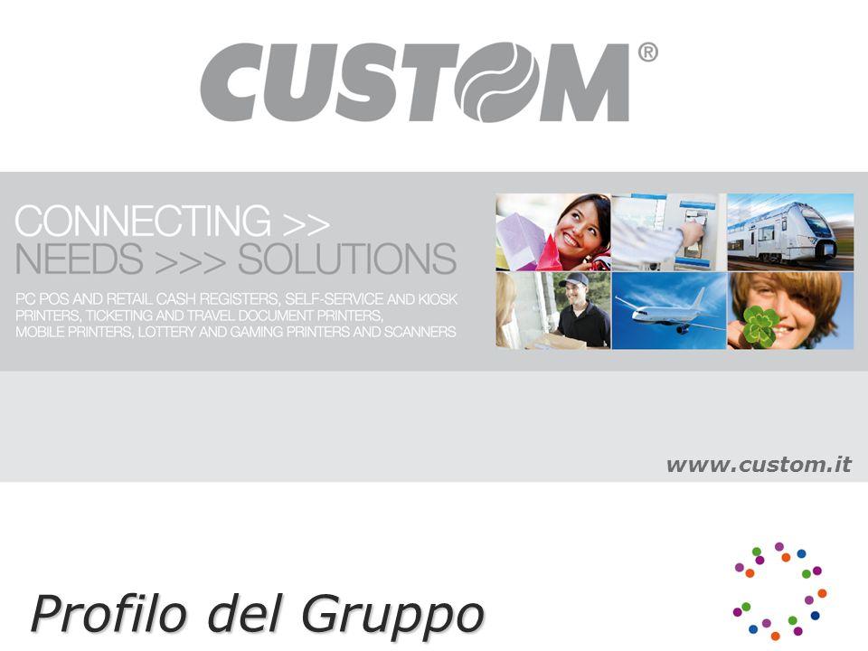 Profilo del Gruppo www.custom.it
