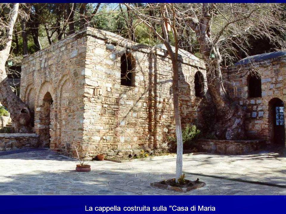 La cappella costruita sulla