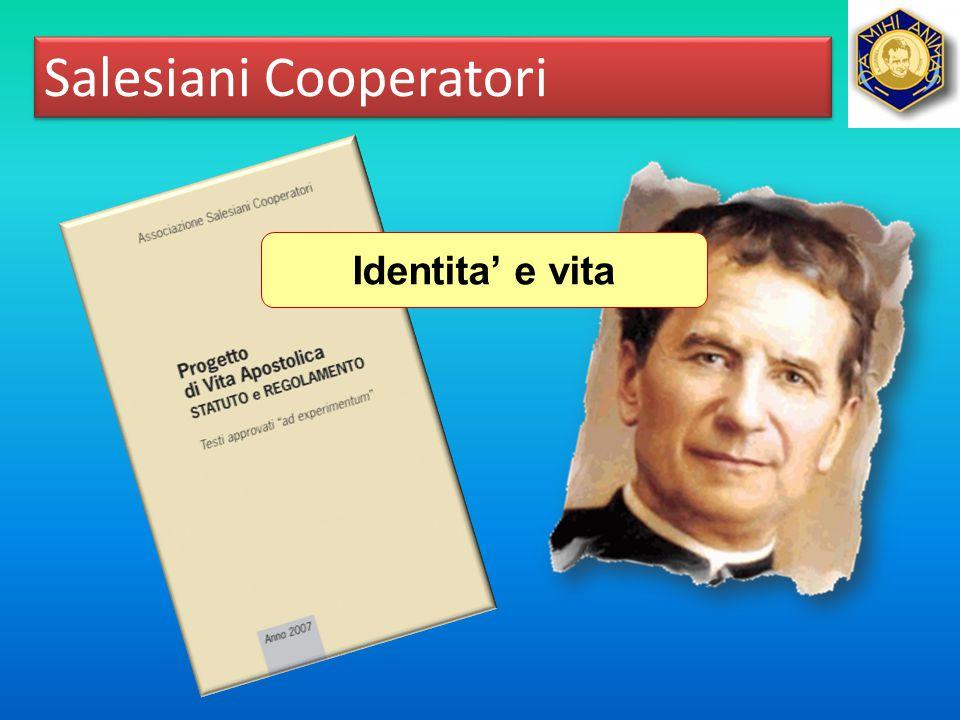 Salesiani Cooperatori Identita' e vita