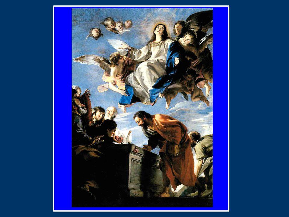 Volgiamo, pertanto, lo sguardo verso la Madonna, Stella della speranza, che illumina il nostro cammino terreno, seguendo l'esempio dei santi e delle sante che a Lei hanno fatto ricorso in ogni circostanza.