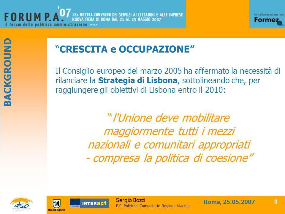 Sergio Bozzi P.F.