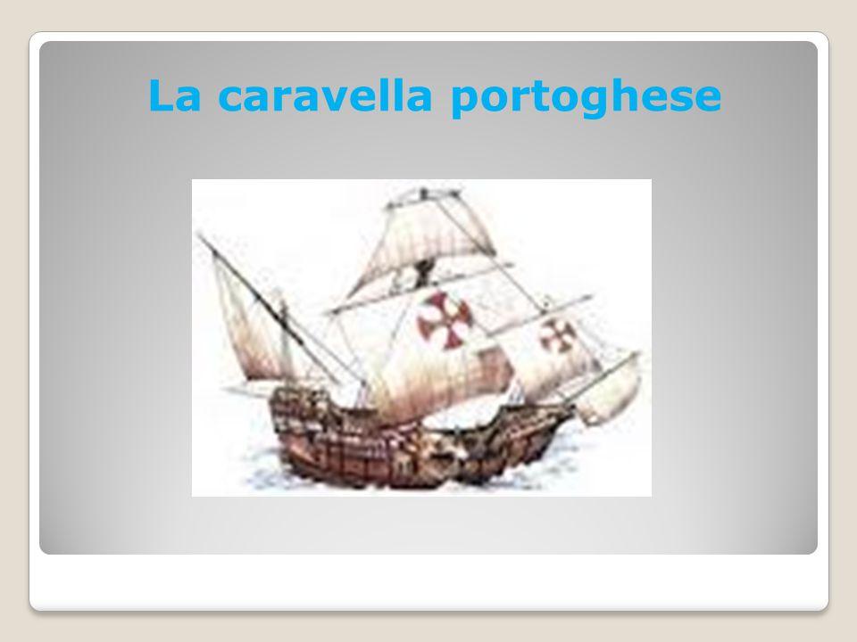 La caravella portoghese