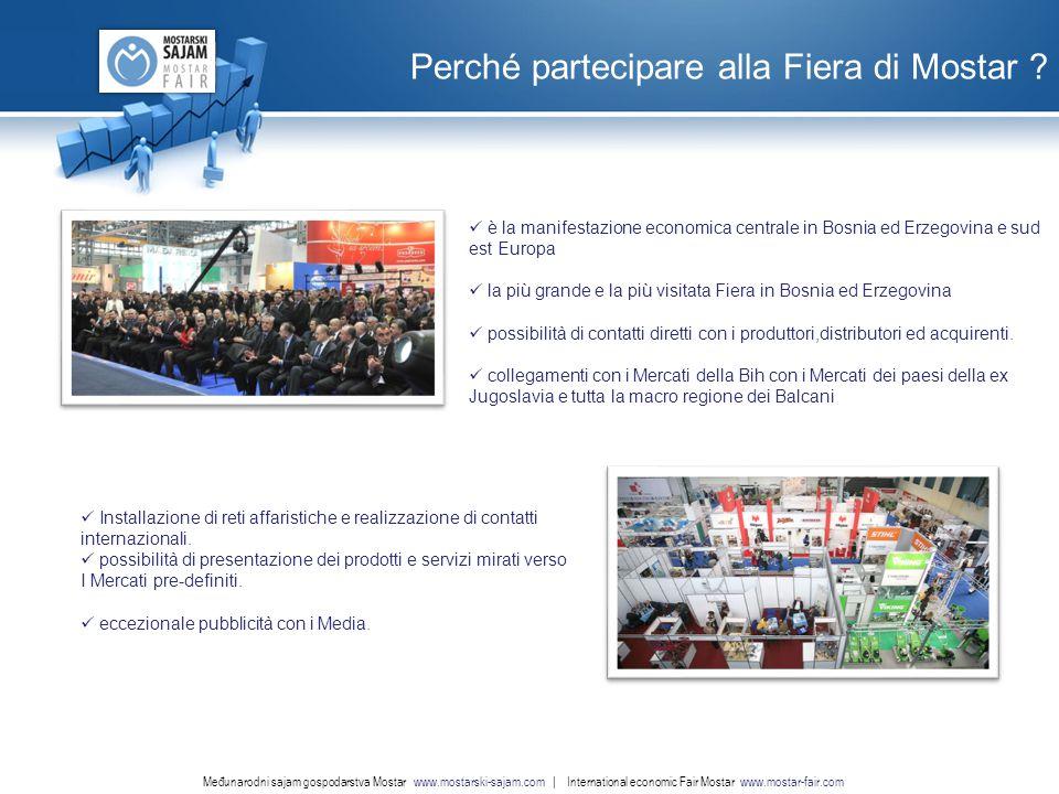 www.nordridesign.com LOGO Perché partecipare alla Fiera di Mostar .