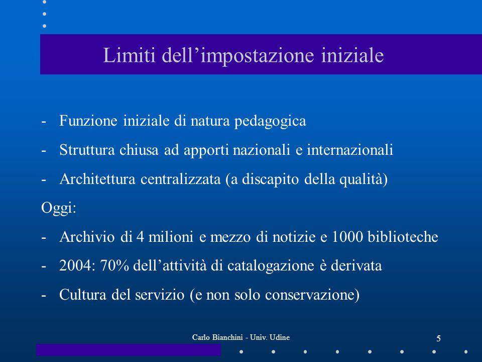Carlo Bianchini - Univ.