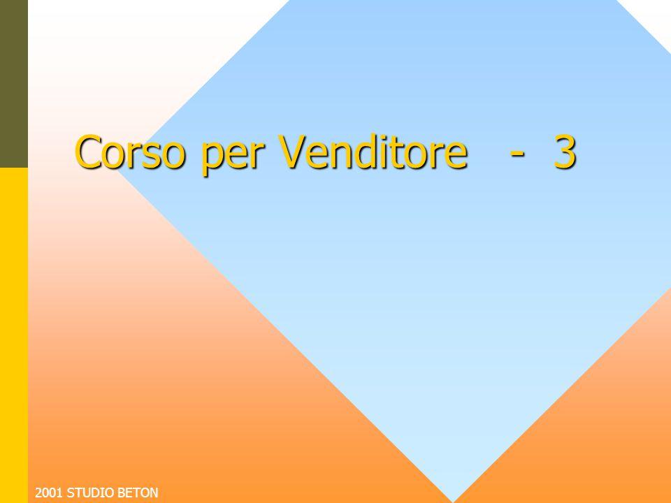 2001 STUDIO BETON Corso per Venditore - 3