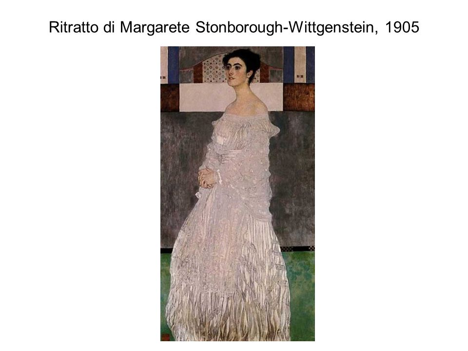 Ritratto di Margarete Stonborough-Wittgenstein, 1905