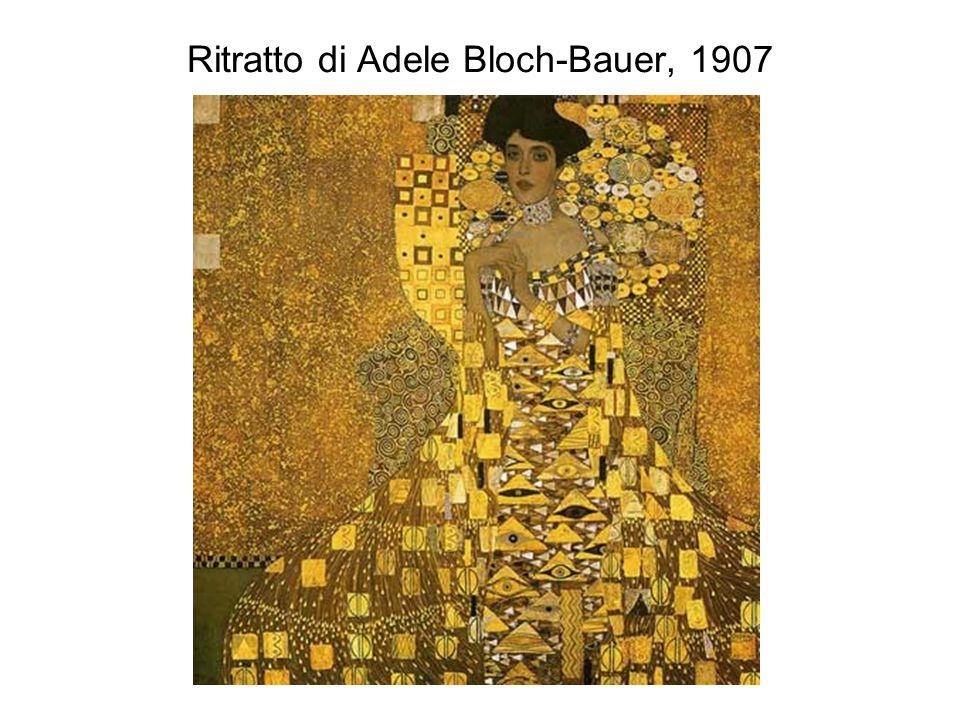 Ritratto di Adele Bloch-Bauer, 1907