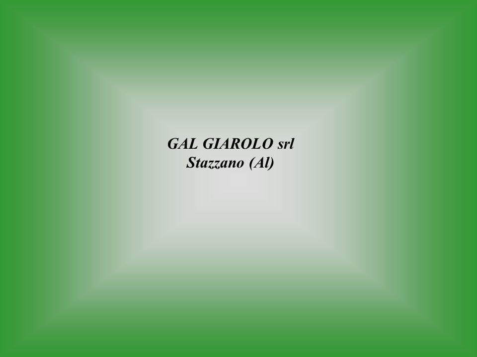 GAL GIAROLO srl Stazzano (Al)