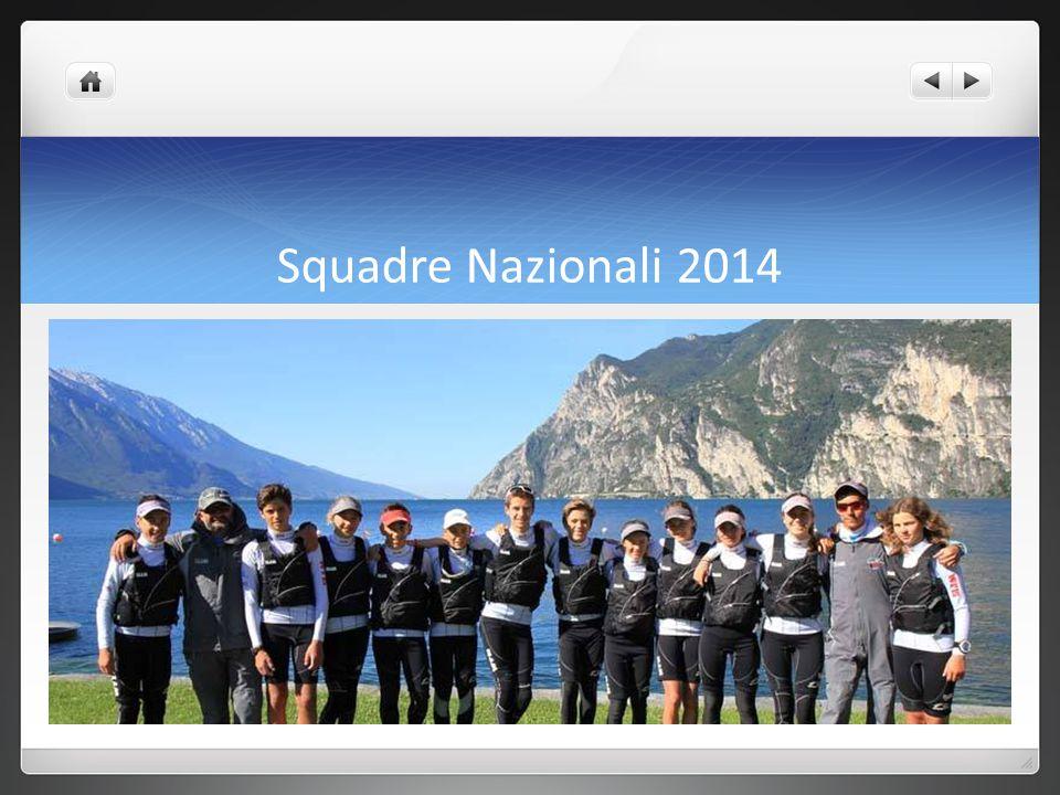 Squadre Nazionali 2014