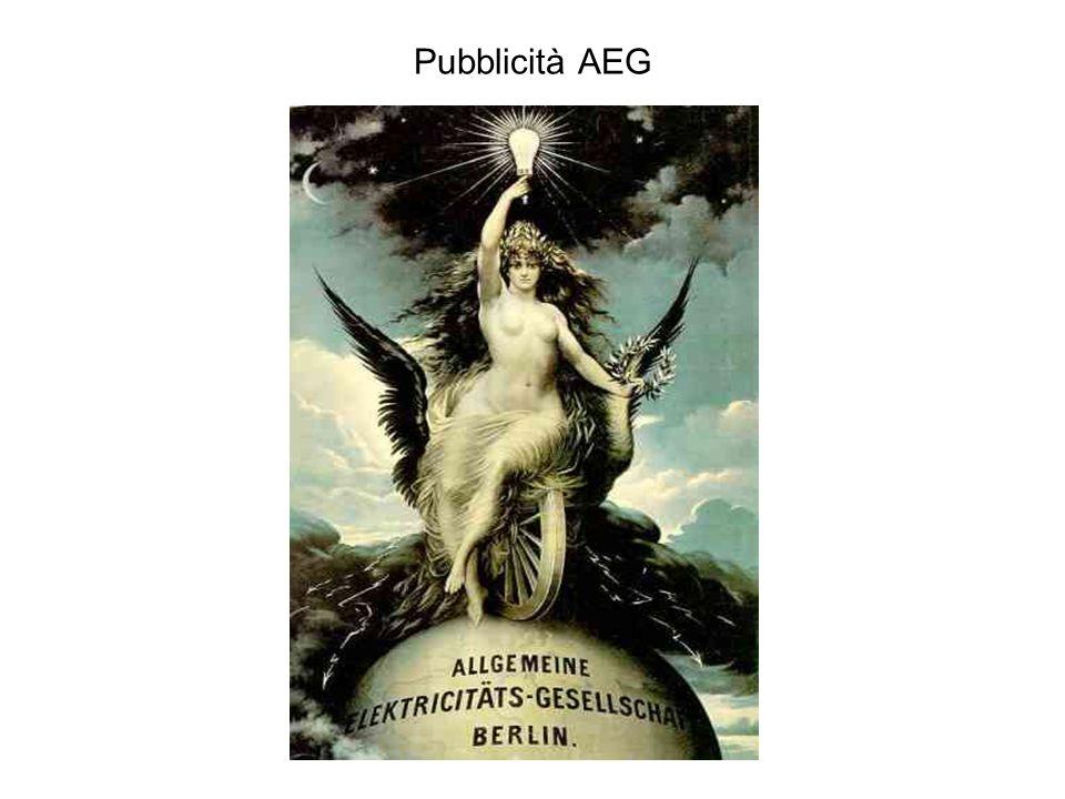 Pubblicità AEG