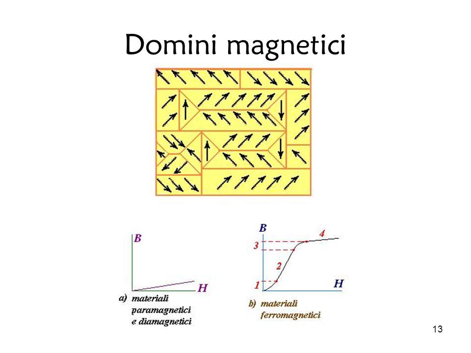 13 Domini magnetici