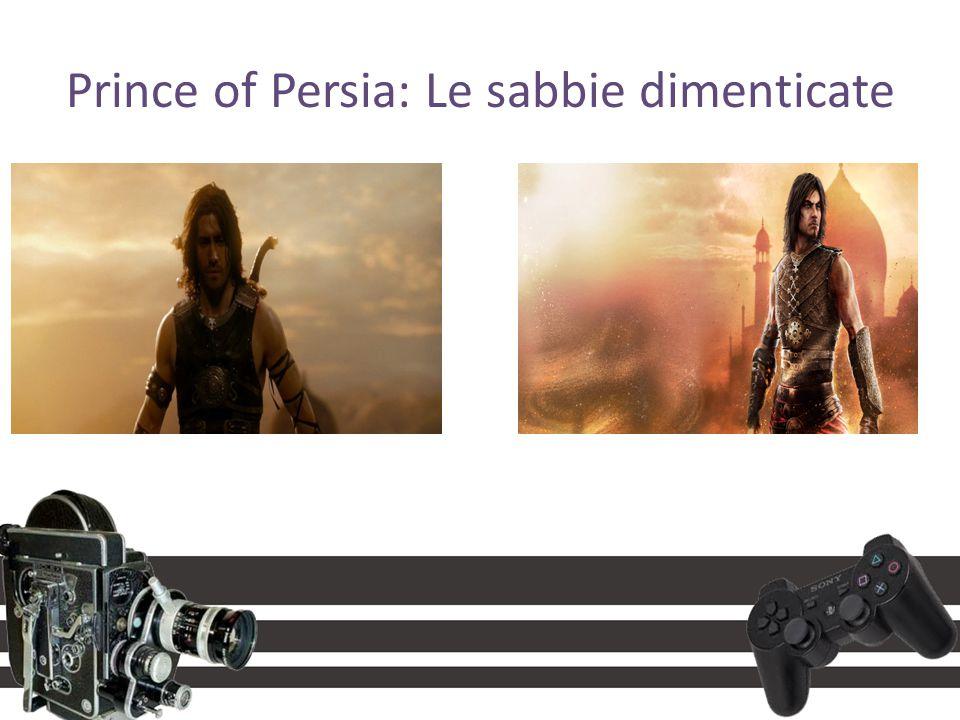 Prince of Persia: Le sabbie dimenticate