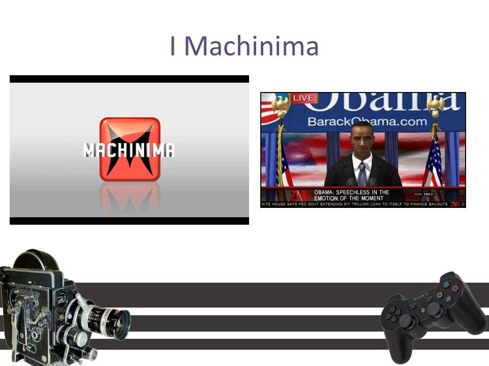 I Machinima